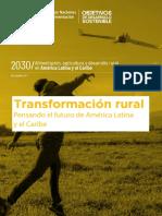 Transformacion Rural FAO Futuro de LAC 2019.pdf