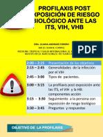Profilaxis Post Exposición.pptx