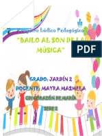 Proyecto Ludico Aprendo Al Son de La Musica (1) Myra