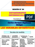 SESION N_ 04 - ESTADIGRAFOS INFERENCIALES.ppt