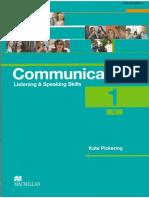Communicate b1 Book
