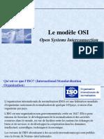 Le Modele OSI