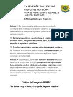 Compendio de leyes( municipalidad)