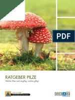 Ratgeber Pilze
