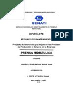 Proyecto de Prensa Hidraulica (Ortiz) 1