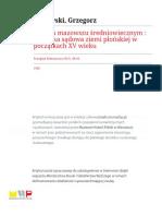 Grzegorz Myśliwski - Czas na Mazowszu sredniowiecznym _ Prakty.-- TEXT.pdf