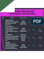 Plan Evaluacion Clinica