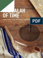 Kabbalah of Time