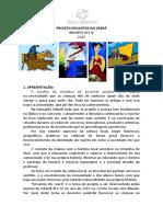 Projeto Encantos Do Cearu00E1 III E IV 2015