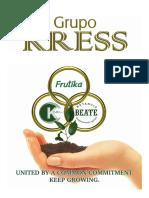 Revista Frutika Gulfood 2016