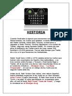 Historia de La Kabala