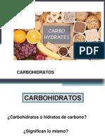 CARBOHIDRATOS1