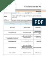 Caracterizaciones de Procesos