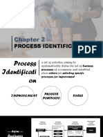 Process Identification