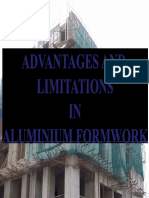 Advantages and Limitations in Aluminium FW