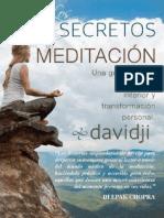 Los secretos de la meditación