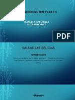 Aplicación Del Tpm y Las 5 s Diapositivas