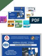 Norma Iso 27000 Estandar de Seguridad de La Informacion