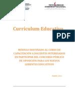 Módulo Currículum (1)