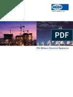 Www.fgwilson.com FG Wilson Control Systems