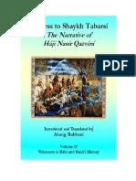 Haji Nasir Narrative Rabbani