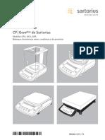 Manual Balanza Precison -Cpa-224s[1]