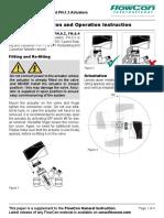 FlowCon FN02 Instruction