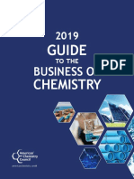 2019 Guide to the Business of Chemistry