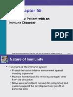 Nur 103_chapter 55 Immune System Nle