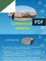SUPERVICION MINERA