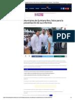 Municipios de Quintana Roo, listos para la presentación de sus informes – Palco Noticias