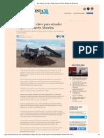 Plan Integral, Clave Para Atender Sargazo en Puerto Morelos _ El Economista