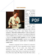 Portifólio Tiago Fernandes Atual