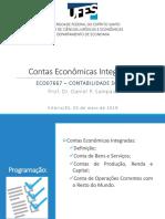 5. Contas Econômicas Integradas