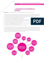 III. Modalidades Avanzadas de Desarrollo Profesional Continuo