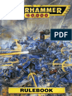 267106541 Warhammer 40K 2nd Edition Rulebook