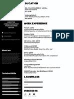 Resume Creative