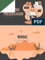 E-Learning Presentation by Slidesgo