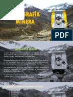 TOPOGRAFIA MINERA - CONEIMIN.pptx
