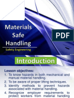 MATERIALS-SAFE-HANDLING