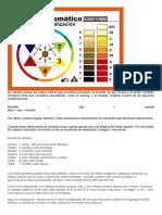 coloriimetria