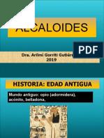 Alcaloides Primera Clase
