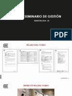 1°(A) SESIÓN DE CLASE