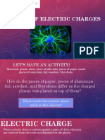 2.1 Nature of Electric Charges