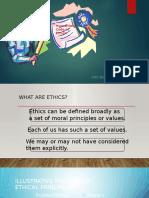 7. Accountant Code of Ethics