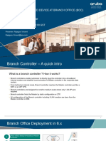 Managed Devices at Branch Office (BOC) (1)