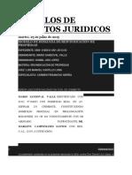 Modelos de Escritos Juridicos
