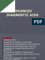 Advanced Diagnosic Aids1