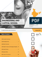 Engineering and Capital Goods Jan 2019