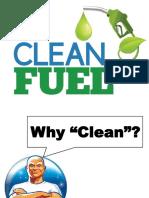 Clean Fuels Presentation 2